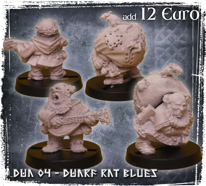 DWA-04 Dwarf Rat Blues