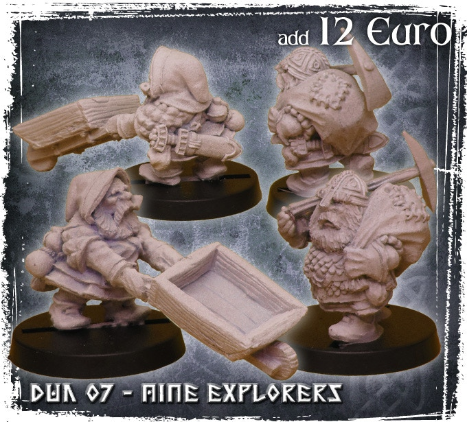 DWA-07 Mine Explorers