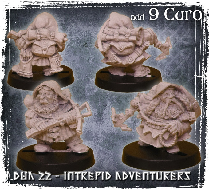 DWA-22 Intrepid Adventurers