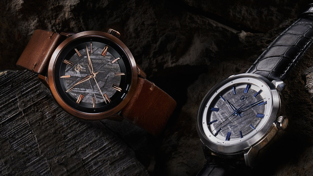 Zelos: Swiss Automatic Watches Unlike Any Other project video thumbnail
