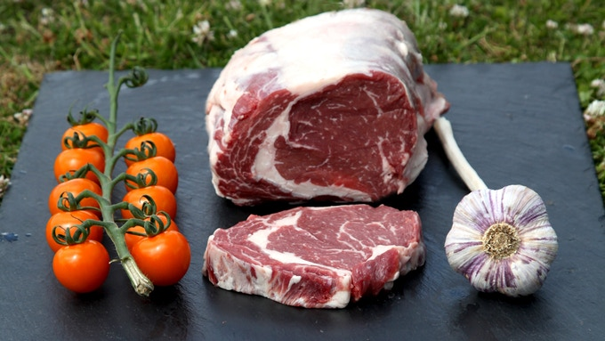 Aged Ribeye Steak