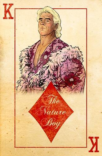 """The Nature Boy"" Ric Flair!"