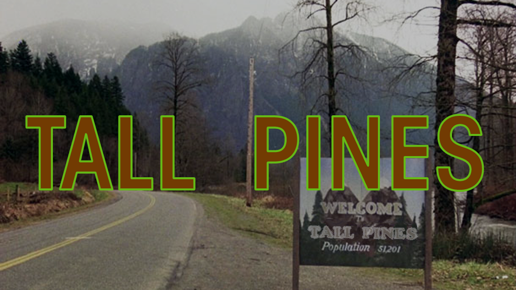 Tall Pines is a surreal tabletop roleplaying game where you reveal, create and explore a murder mystery in a small mountain town.