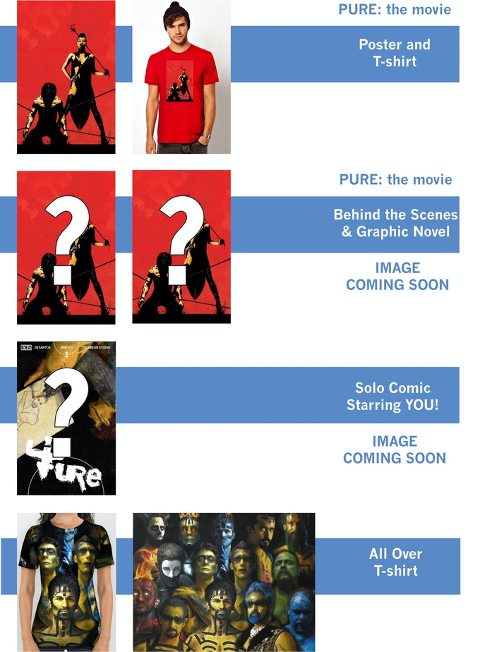 Sam Bentley produced the poster and T-shirt.