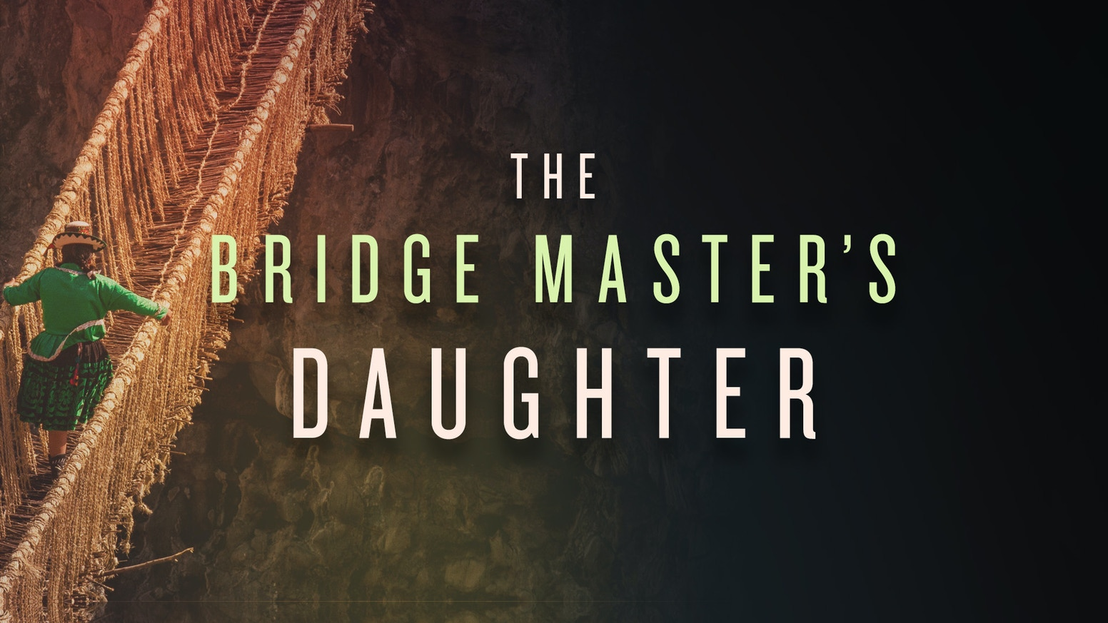 A father and master of a 300-year-old bridge weaving tradition struggles to maintain his culture as his daughter tries to escape it.
