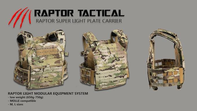 *****$279 Raptor Tactical Plate Carrier*****