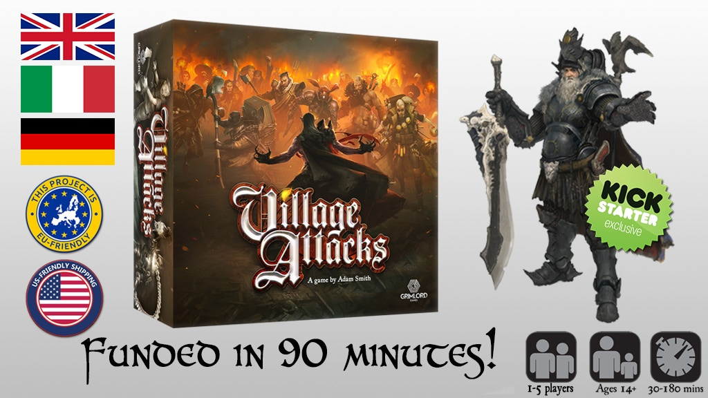 Village Attacks project video thumbnail