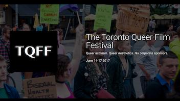 Toronto Queer Film Festival 2017