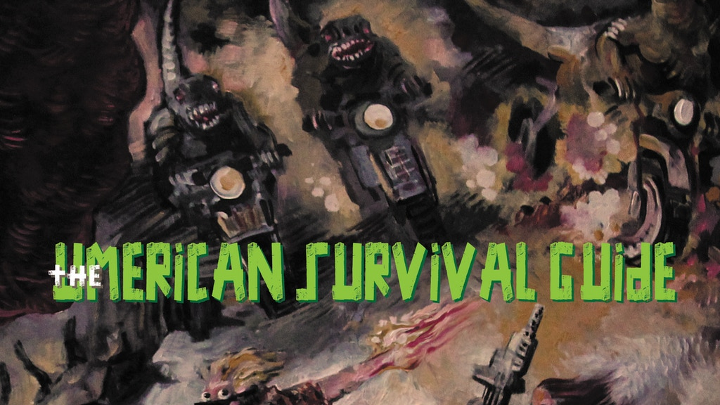 The Umerican Survival Guide project video thumbnail