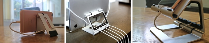 Build-in cable organizer