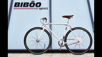 BIBŌO GEKKO | The lightest and most elegant urban e-bike