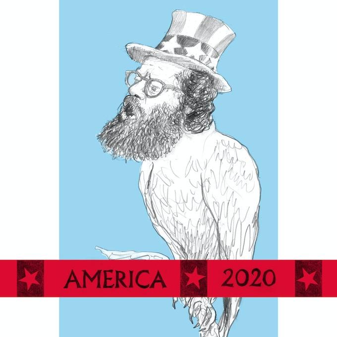 AMERICA 2020   Stretch goal mini-comic