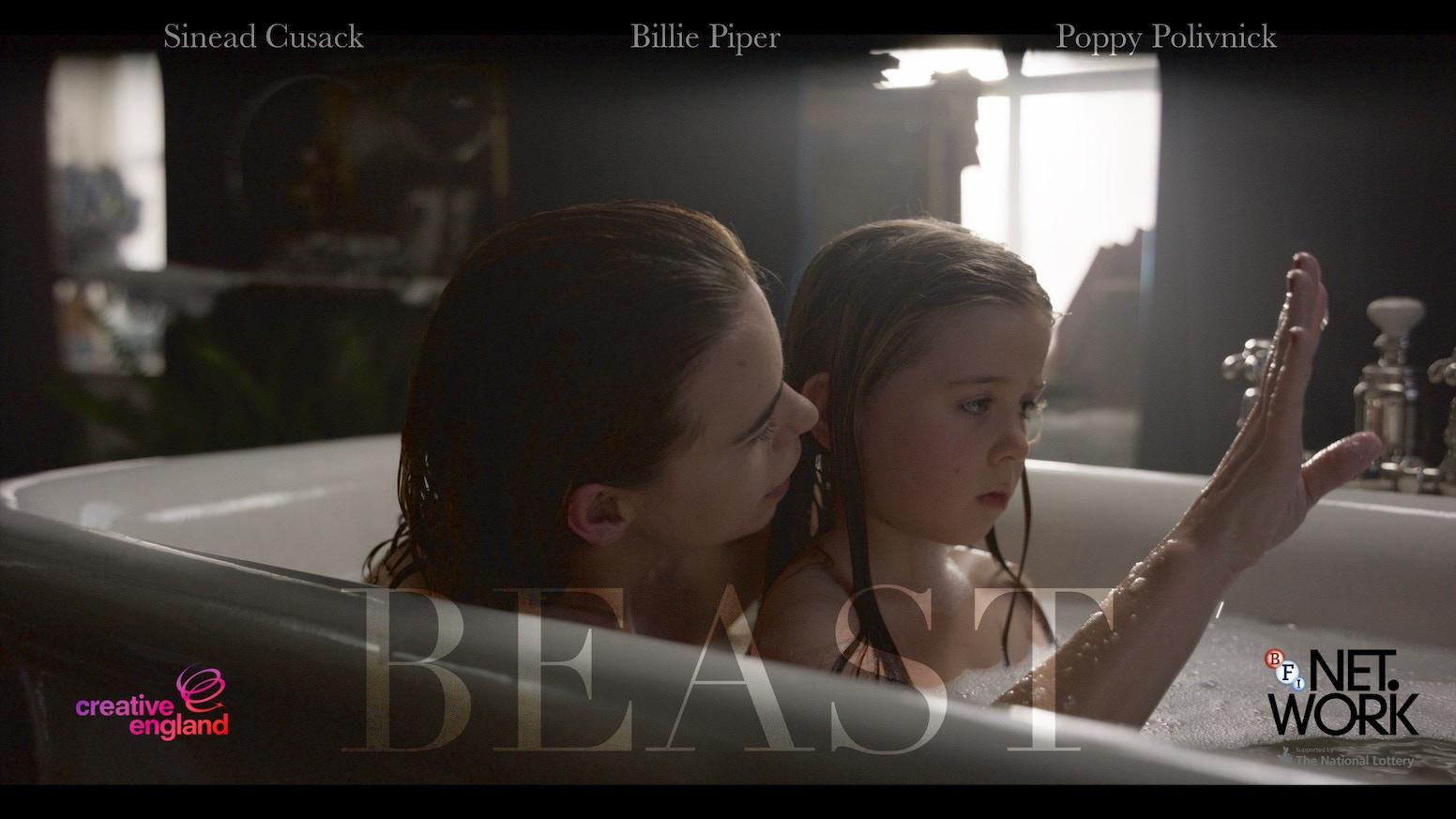 A short film starring Billie Piper, Sinead Cusack & Poppy Polivnick.  Made through Creative England's  Emerging Talent scheme.
