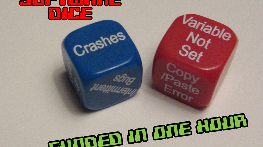 Software Excuse Dice project video thumbnail