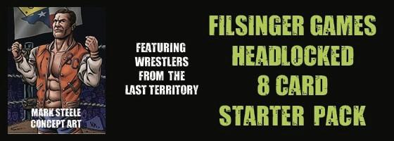 Filsinger Games Headlocked Starter Pack