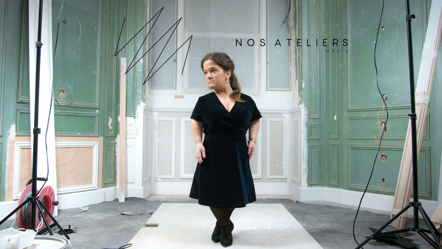 Nos Ateliers is the first French ready to wear brand for Little People. Go check our website at www.nosateliersparis.com
