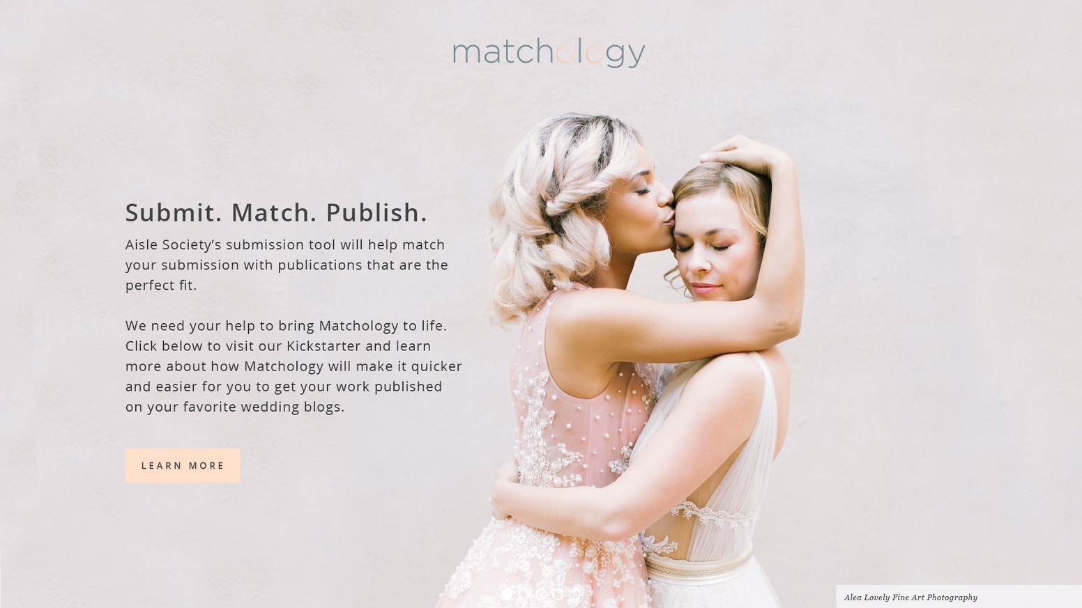 Matchology wedding submissions made simple by aisle society matchology is a powerful new tool that saves you time by matching your submissions with the junglespirit