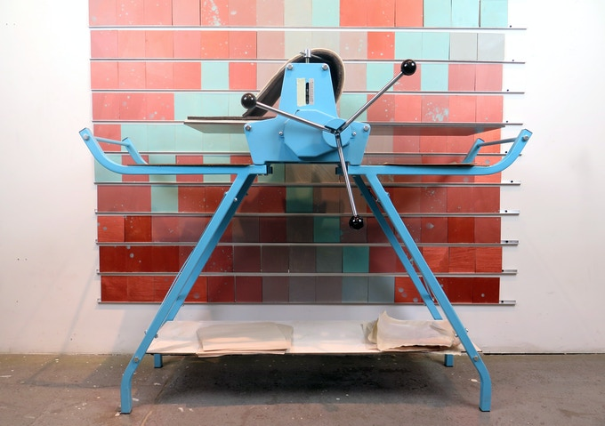 Pledge $5,000 - Name the portable printing press that's become so dear to us before it makes its journey to Zambia! You'll also get your pick of a framed, unique copper plate print by The Bruce High Quality Foundation!