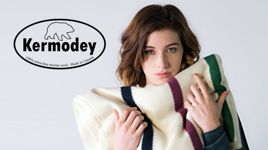 Kermodey: The perfect blanket, custom made to your design project video thumbnail