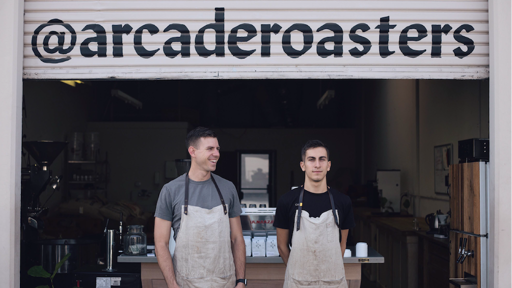 Arcade Coffee Roasters: Tasting Room project video thumbnail