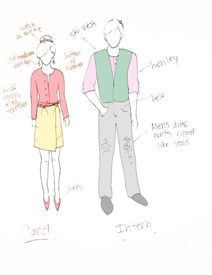 Concept Costumes