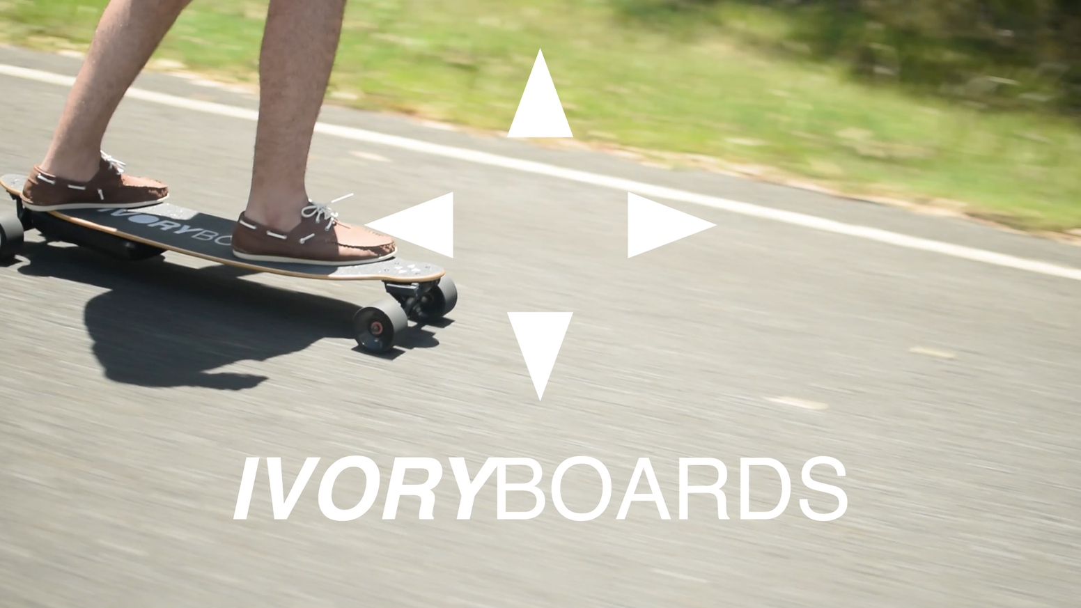 Introducing the IvoryBoard, an affordable, high-performance electric skateboard.
