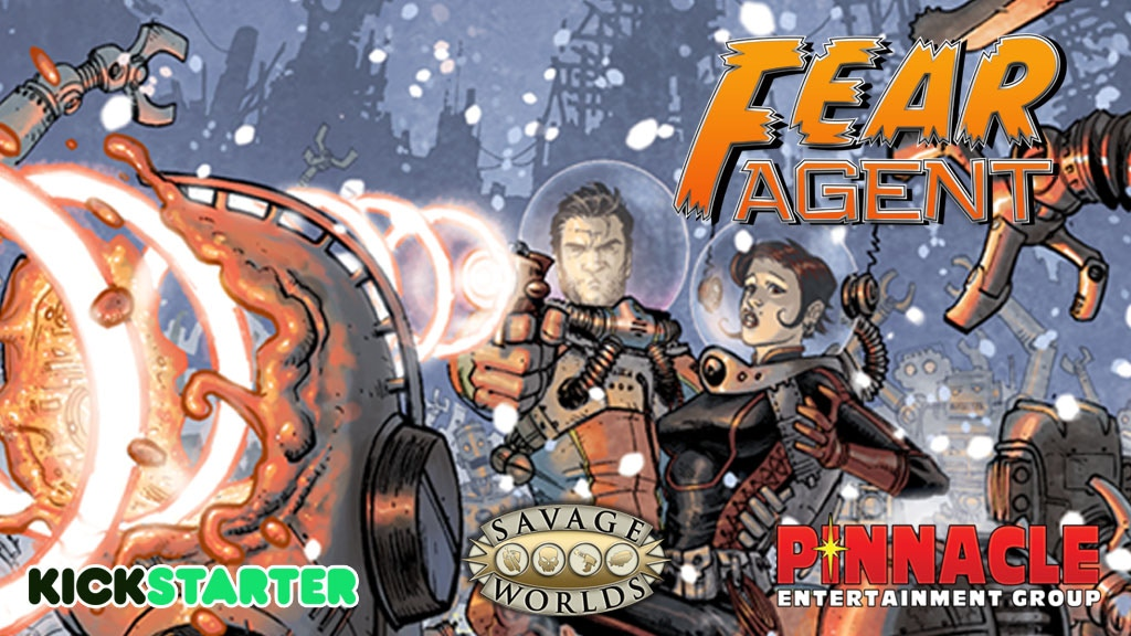 Fear Agent™ for Savage Worlds project video thumbnail