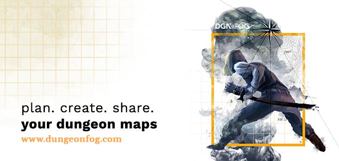 DUNGEONFOG | plan. create. share.