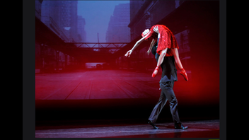 Choreographic Project: Build A New Ballet In 8 Days!