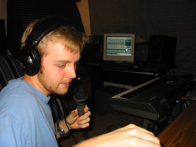 Before I was a hobo I was actually an audio engineer...