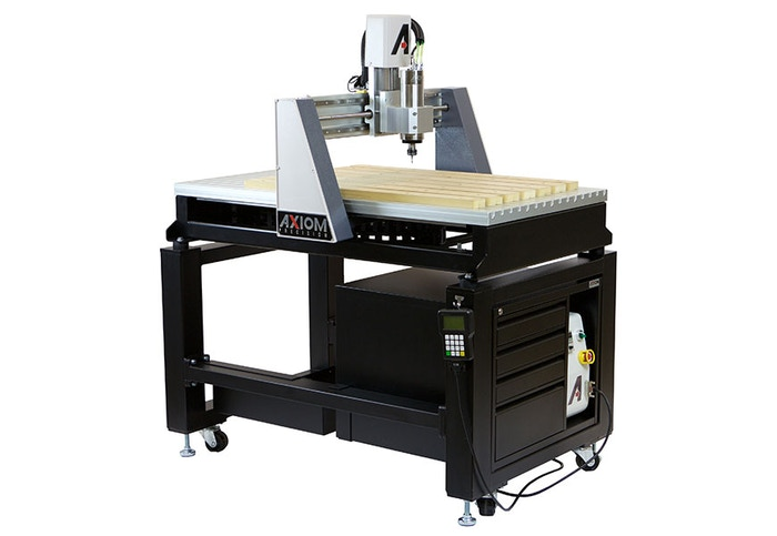 Axiom AR6 Pro 24x36 CNC Router - Oh Yea!