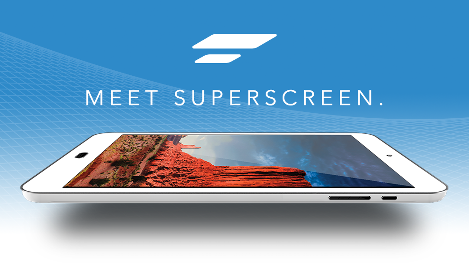 Superscreen gives you the benefits of a tablet with the power and convenience of your phone.