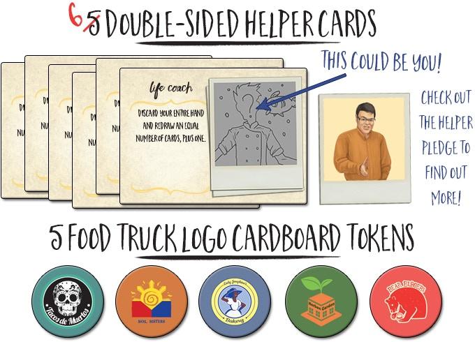 Food Truck Champion Kickstarter
