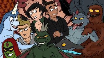 The Costume Shop Season 1 | Gay Halloween Horror Comedy