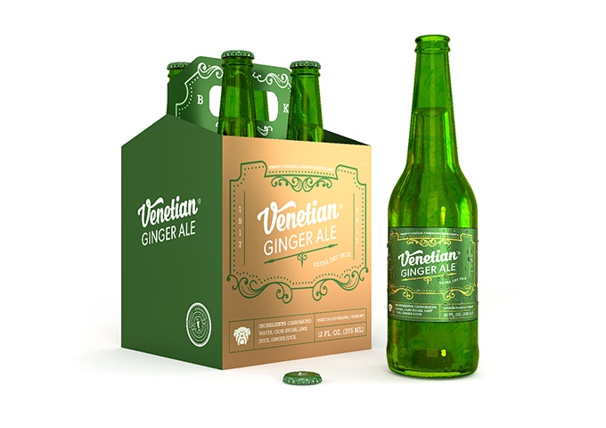 Visualization of Venetian Packaging