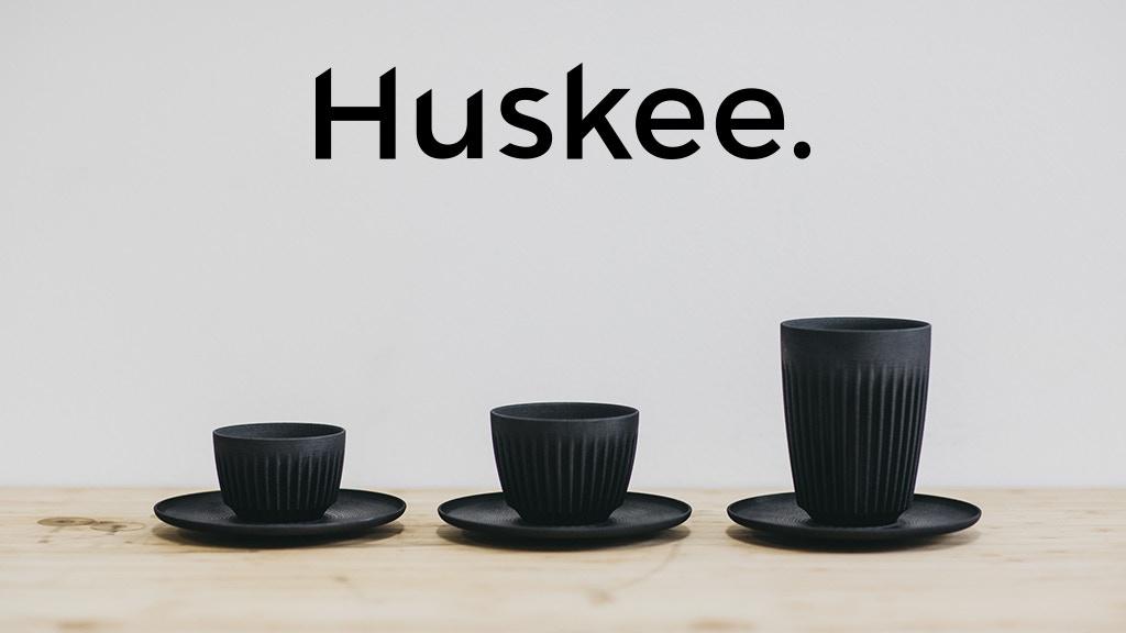 HuskeeCup: Waste Made Beautiful. project video thumbnail
