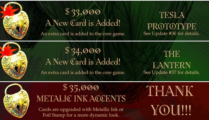 Help us to unlock our very last Stretch Goal! ;)