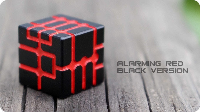 Alarming red black version