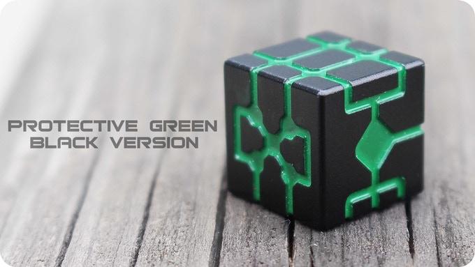 Protective green black version