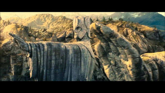 Image of the movie: The lord of the rings - The fellowship of the ring