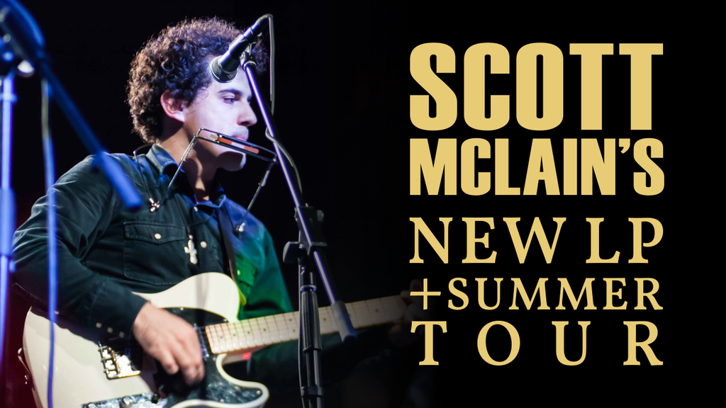 Scott McLain's New LP and Summer Tour project video thumbnail