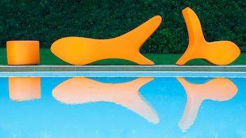 Fish outdoor design