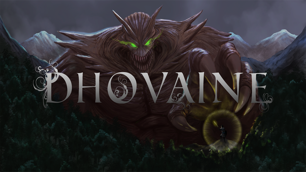 Dhovaine - A new role-playing game from Higher Grounds project video thumbnail