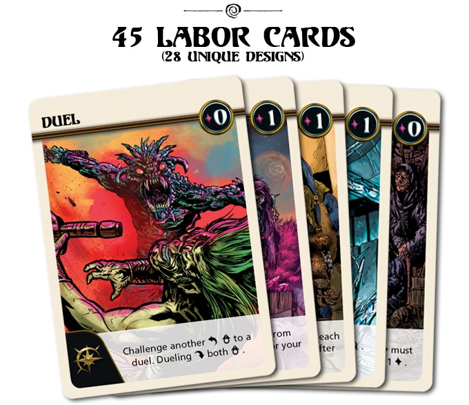 Click to see all 28 Labor Card designs.