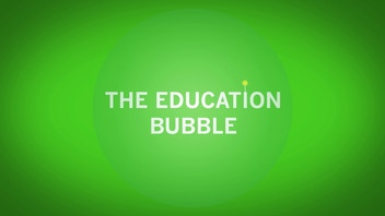 The Education Bubble Visualized