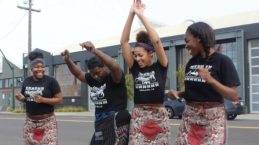 Creating Great Jobs for Young Women of Color in Oakland project video thumbnail