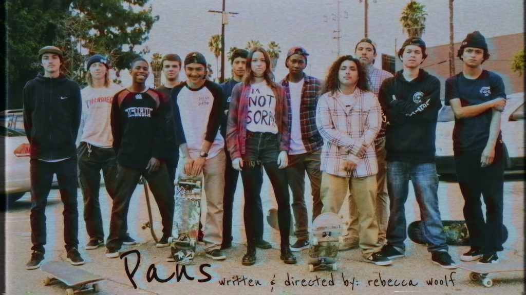 PANS - a film about Found Girls and Lost Boys project video thumbnail