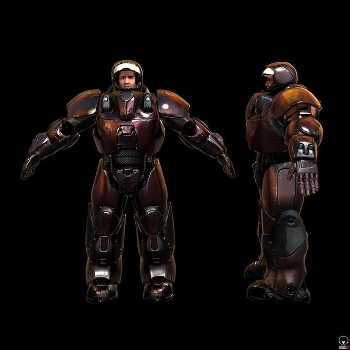 Tier 3 Suit Reworked
