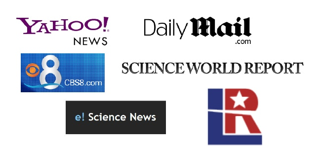 Some of the press outlets who have covered us