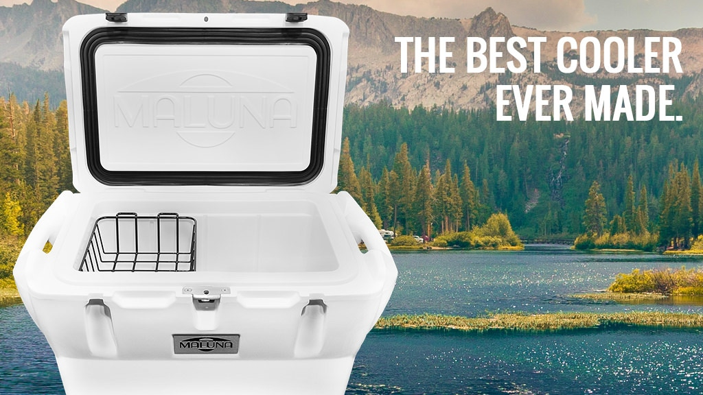Maluna: Premium Coolers that Ice the Competition by 20% project video thumbnail
